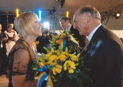 Eröffnung der NÖ Landesausstellung 2009, Raabs