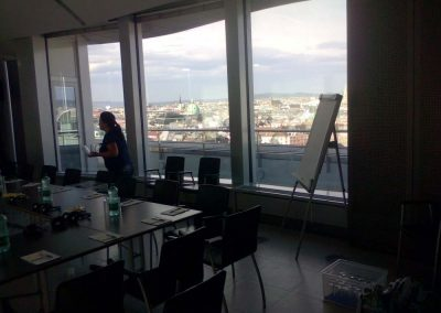 Centrope Mobility Managament im Media Tower Vienna