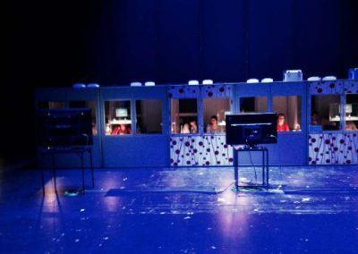 Simultan im Schauspielhaus, Graz, Jänner 2015