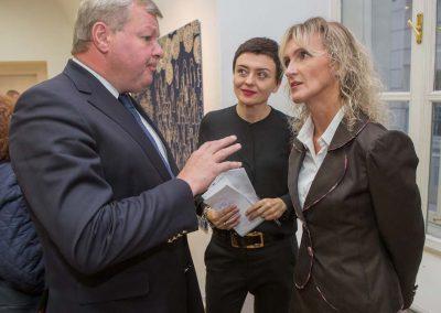 ... mit Frau Dipl. Ing. Křemečková und Herrn Honorarkonsul Mag. Georg Stöger