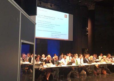 Öffentliche Diskussion zum AKW Dukovany II im Odeon, 6.6.2018