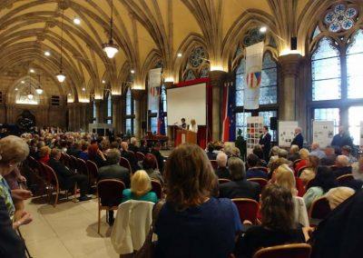 Erinnerung an Prager Frühling am 19.5.2018 im Rathaus