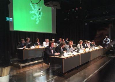 Öffentliche Diskussion zum AKW Dukovany II in München